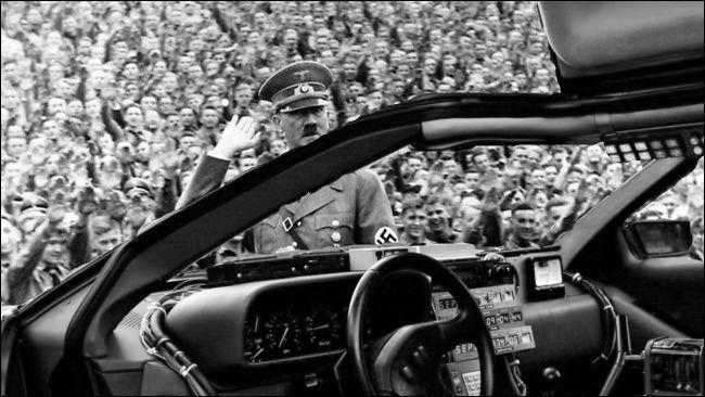 Si jamais, ils veulent voir Hitler, quelle année, parmi celles-ci, conviendrait le mieux ?