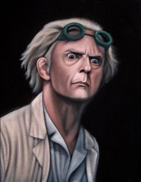 Pourquoi Doc est-il surpris quand Marty lui dit qu'on va maintenant le 14 avril 1916, pour voir comment s'est passé, le naufrage du Titanic ?
