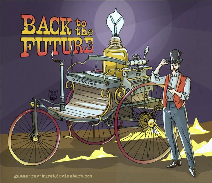 Quand a été inventée la première automobile ?