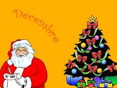 Charades de décembre