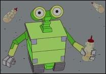 Ce robot fait référence à :