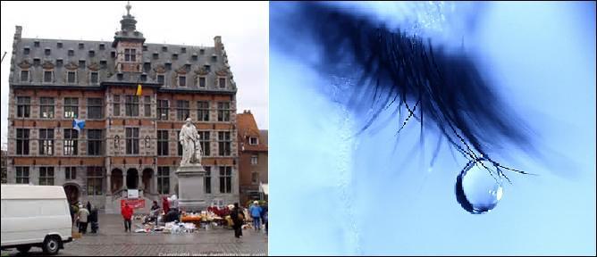 Une comète menace de s'écraser sur la ville de Paris, la population est en ... Quel est le bon mot ?
