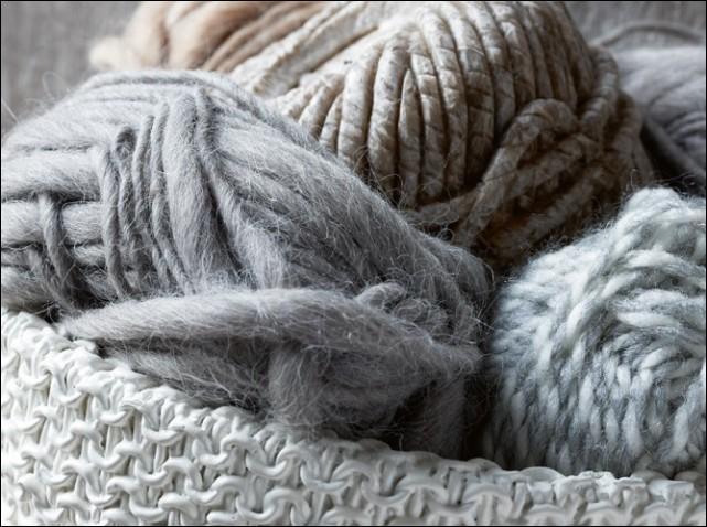 Allons d'abord côté textile. Nous nous retrouvons face à la laine la plus chère du monde provenant du bison d'Amérique autrement appelé :