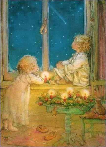"""Qui nous chante """" Demain matin, petit garçon, tu trouveras dans tes chaussons, tous les jouets dont tu as rêvés"""" ... ?"""