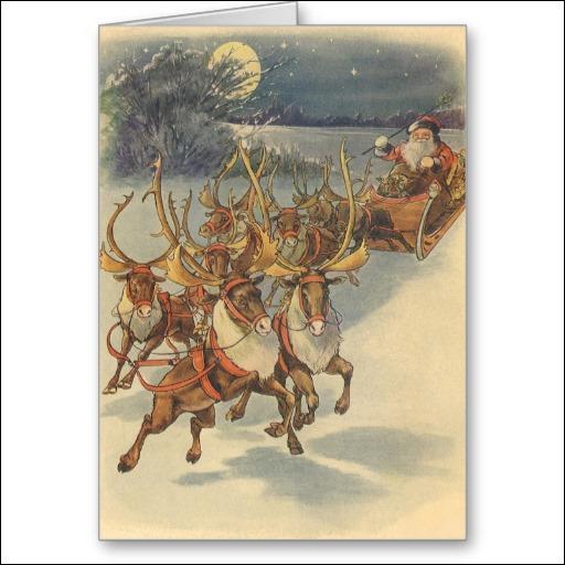 Combien le Père Noël a-t-il de rennes ?