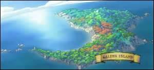 Qui vole l'annonce pour sauver l'île maudite de Galuna ?