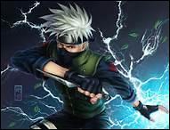 De quelle équipe d'aspirants ninjas Kakashi est-il responsable ?