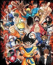 Personnages de mangas : les informations (3)