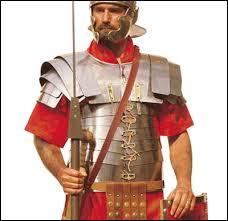 Dans l'Antiquité, avec quoi le légionnaire romain était-il parfois payé ?