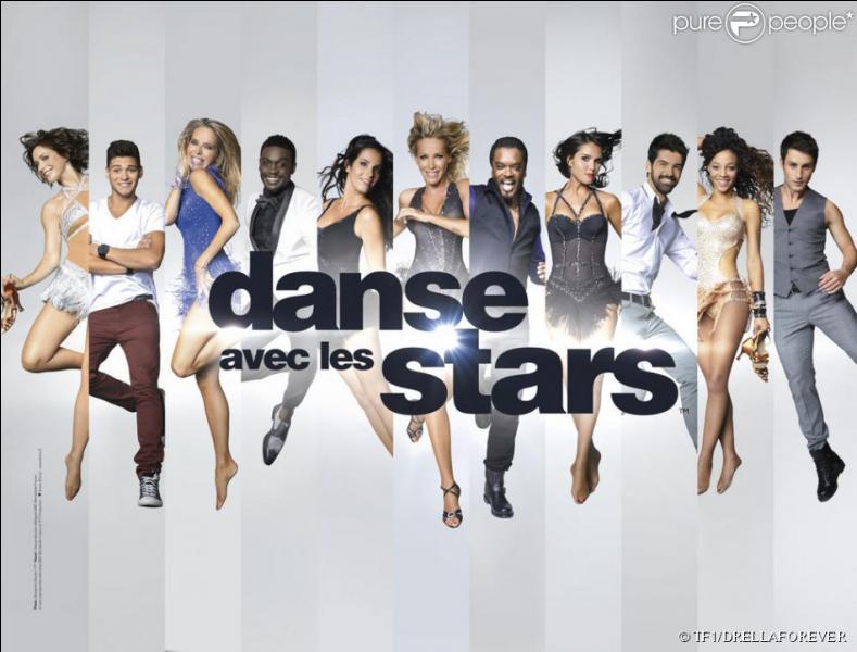 """Sur quelle chaîne est diffusé """"Danse avec les stars"""" ?"""