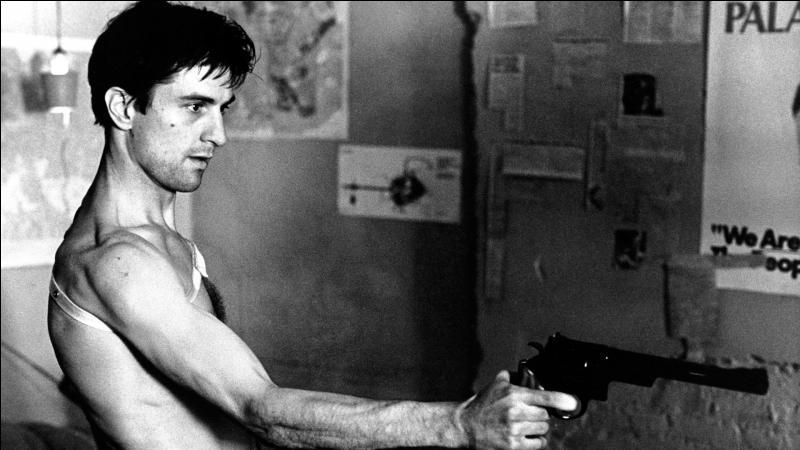 """Jodie Foster joue dans le film """"Taxi Driver"""" de Martin Scorsese."""