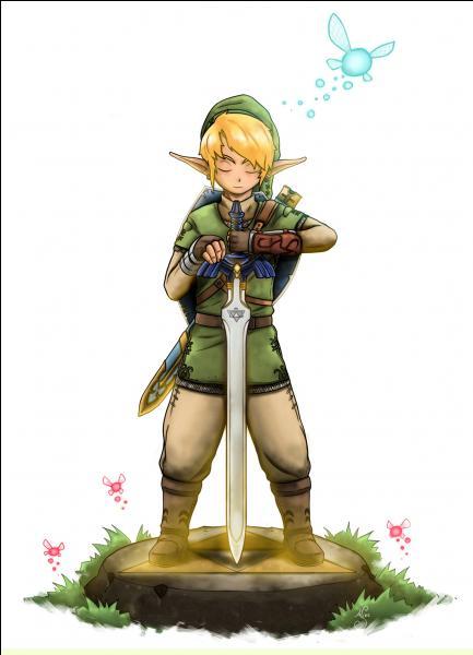 """Dans la série de jeux vidéo """"The Legend of Zelda"""", le joueur incarne la princesse."""