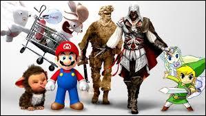 En quelle année le premier jeu vidéo a-t-il été créé ?