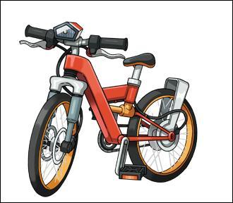 Comment s'appelle ce vélo ?