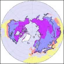 Lequel de ces pays se situe dans l'hémisphère nord ?