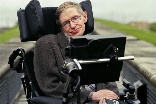 Qui est Stephen Hawking ?