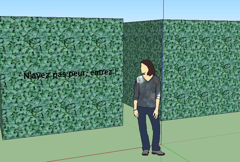 Le labyrinthe aux énigmes ! (Mathématiques)