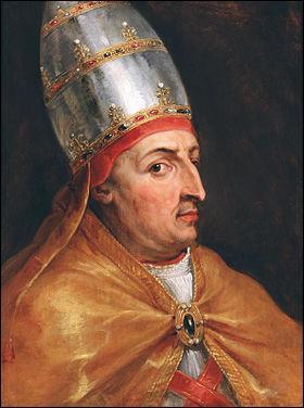 Le 8 janvier 1454, l'église catholique et le Pape Nicolas V ...