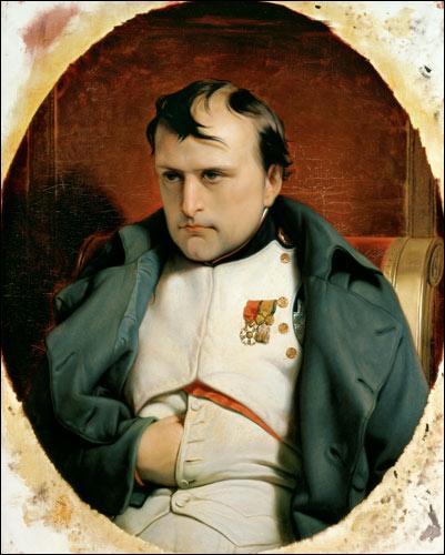 De quoi souffrait l'empereur Napoléon Bonaparte, lors de la bataille de Waterloo ?
