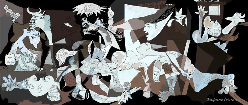 "Qui a peint ""Guernica"" ?"