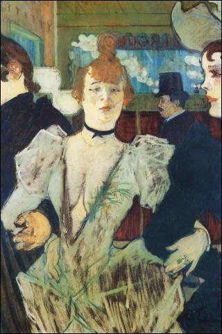 """Qui a peint """"La Goulue entrant au Moulin rouge"""" ?"""