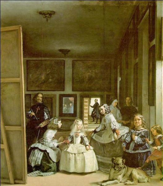 """Qui a peint """"Les Ménines"""" ?"""