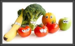 Il faut manger plus de 5 fruits et légumes par jour.