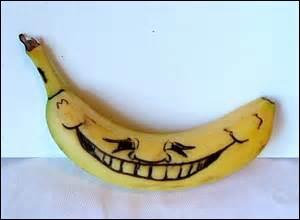 La banane est très mauvaise pour la santé.