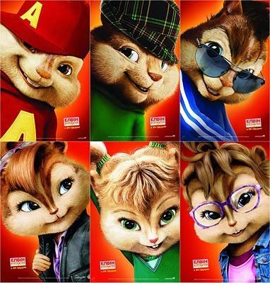 Les Chipmunks & Co