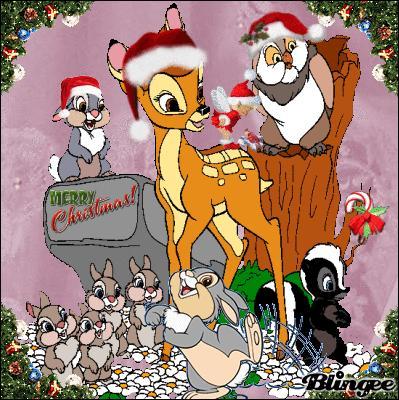 Qui se prend pour le renne du Père Noël ?