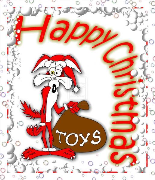 Qui vous souhaite un Joyeux Noël ?