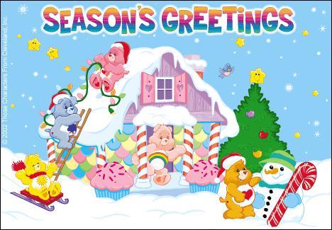 Que vous inspire cette image de Noël ?