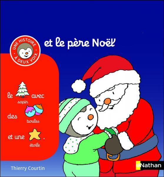 Qui est avec le Père Noël ?