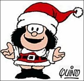 Vous l'avez reconnue sous son bonnet de Père Noël, de quelle nationalité est-elle ?