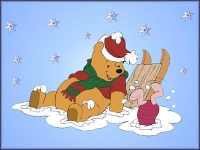 Qui a revêtu le bonnet du Père Noël ?