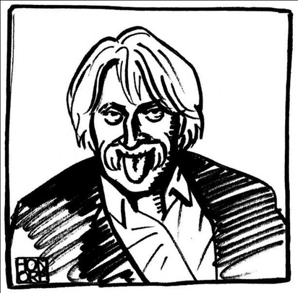 """Si je vous dis """"Les Russkoffs"""" et """"Les Ritals"""", vous trouverez l'auteur de """"Coeur d'artichaut"""", l'histoire d'un Don Juan moderne publiée en 1995 :"""