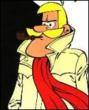 """Ce personnage de bande dessinée, détective amateur britannique, ancien colonel, créé par l'auteur belge Raymond Macherot, dont le 10e volume s'intitule """"Atout... coeur ! """", comment s'appelle-t-il ?"""