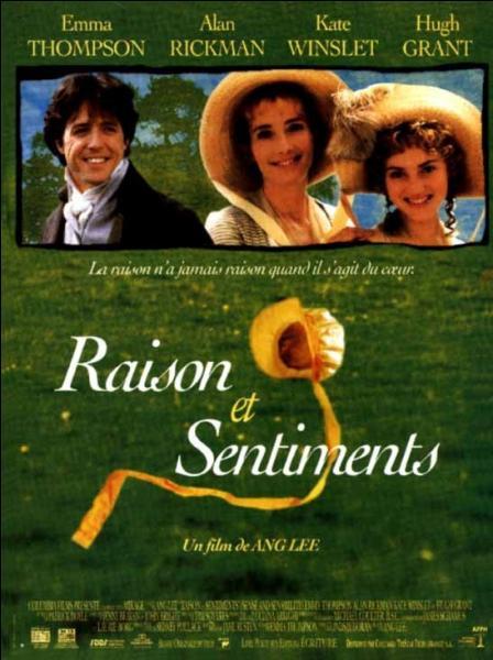 """A quelle femme de lettres anglaise doit-on """"Le Coeur et la raison"""" ou """"Raison et sentiments"""", traductions françaises de son premier roman paru en 1811 ?"""