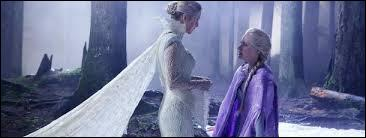 Où Elsa voit-elle Ingrid pour la première fois à Storybrook ?