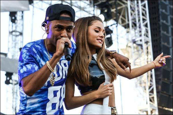 Qui est le petit ami actuel d'Ariana ? (2014)