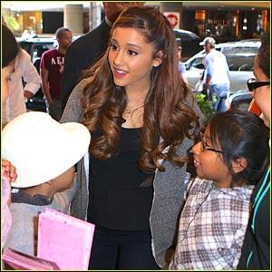 Quel est le nom des fans d'Ariana ?