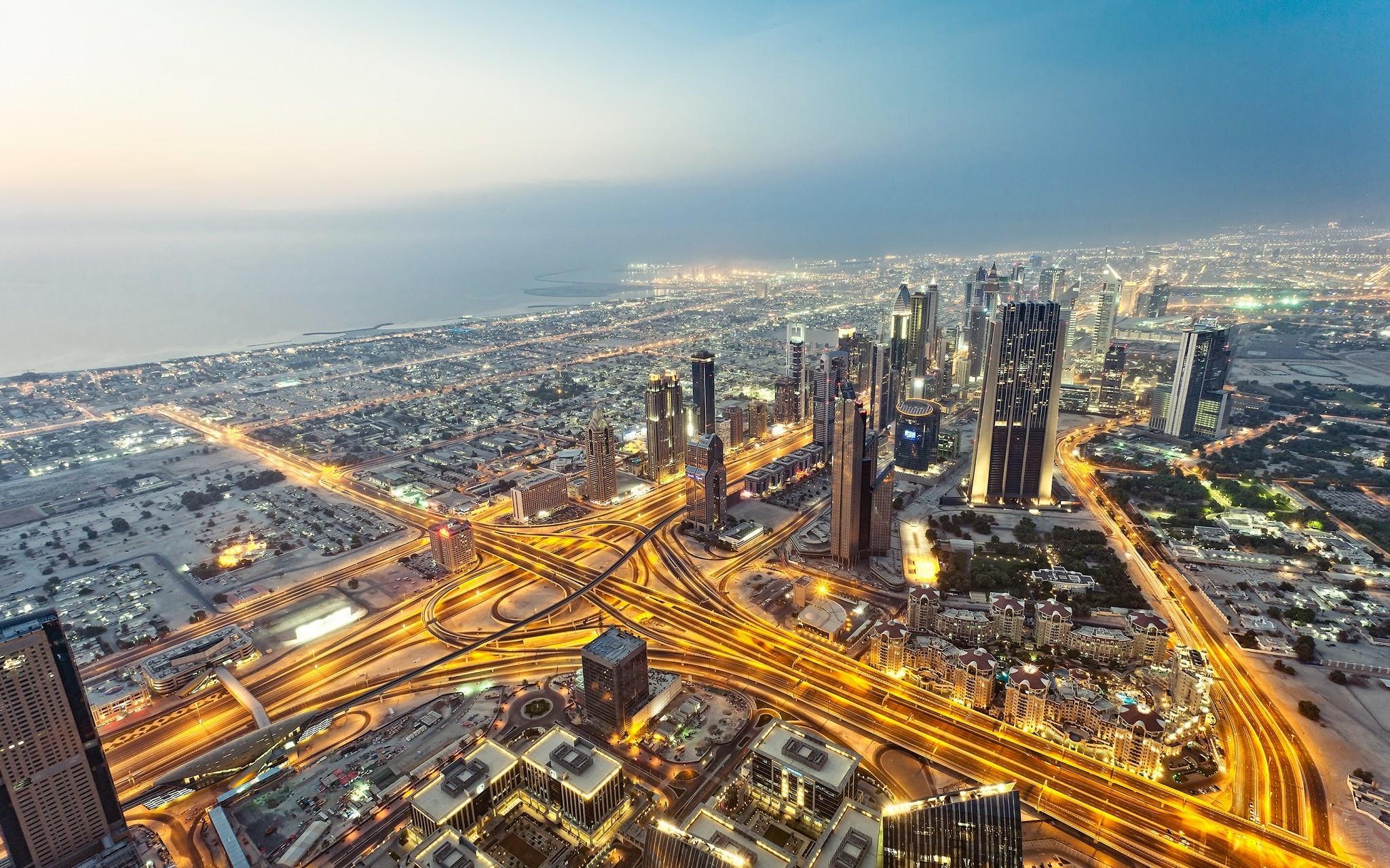 Les villes en photos