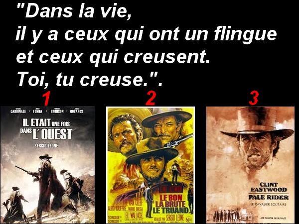 Quel est le bon film ?