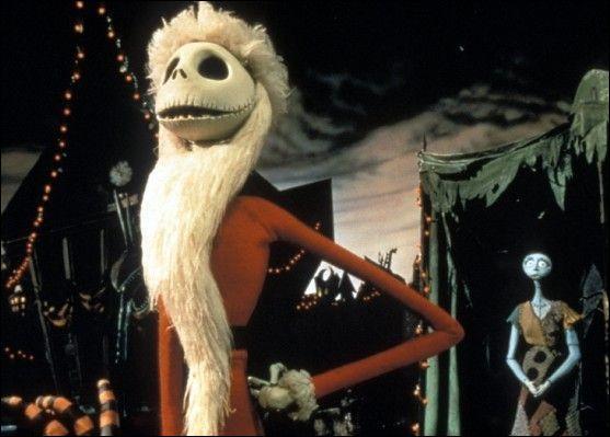 Comment le Noël de Monsieur Jack est-il ?