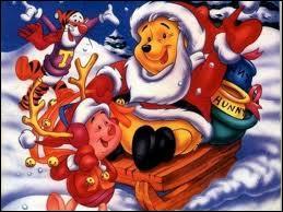 Qui ne fait pas partie de la bande de Winnie l'ourson ?