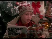Voit-on le Père Noël dans le film qui a révélé Macaulay Culkin en 1990 ?