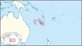 La Nouvelle-Calédonie qui est plutôt un archipel se situe dans quel continent ?