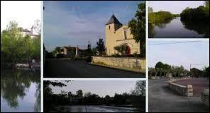 Voici différentes vues de la commune Charentaise d'Ambérac. Elle se trouve en région ...