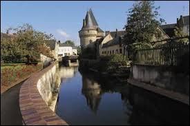 Ville des Pays-de-la-Loire, La Ferté-Bernard se situe dans le département ...