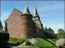 Le village Axonais de Nampcelles-la-Cour se situe en région ...